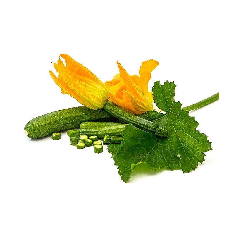 Fiori di zucchina biologici