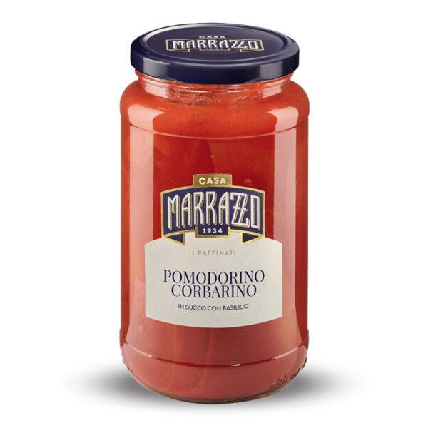 Corbarino In Succo Di Pomodoro Con Basilico 580 Ml