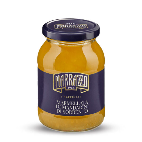 Marmellata Di Mandarini Di Sorrento 212 Ml
