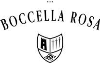 Boccella Rosa azienda agricola vino biologico Logo