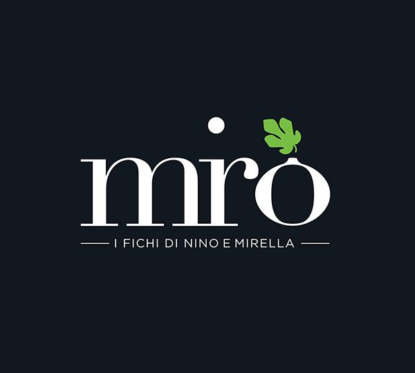 Miro i fichi di Nino e Mirella logo ufficiale