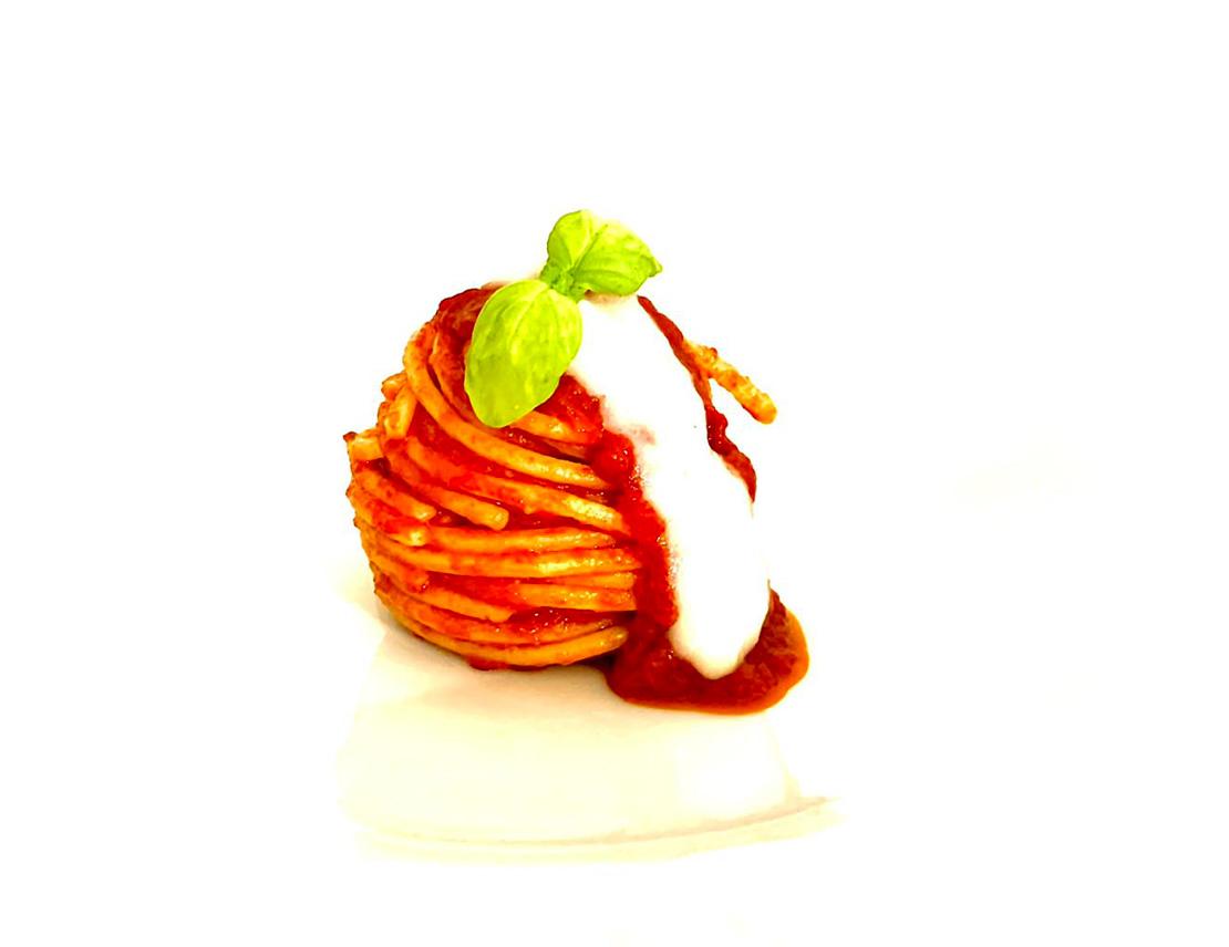 Ricetta Spaghetti Alla Chitarra Dello Chef Fabio Russo