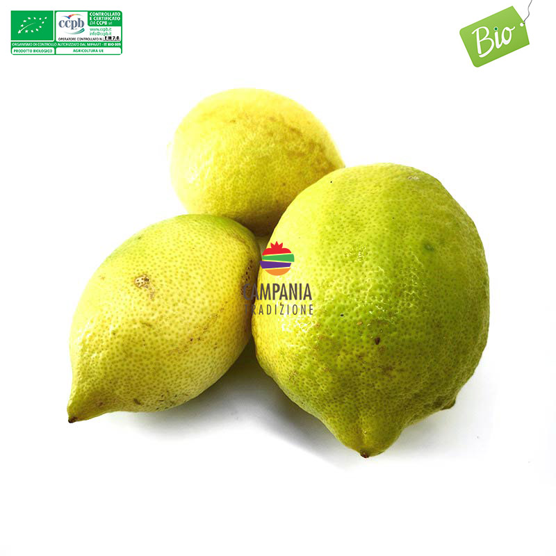 Limoni Biologici Vendita Online