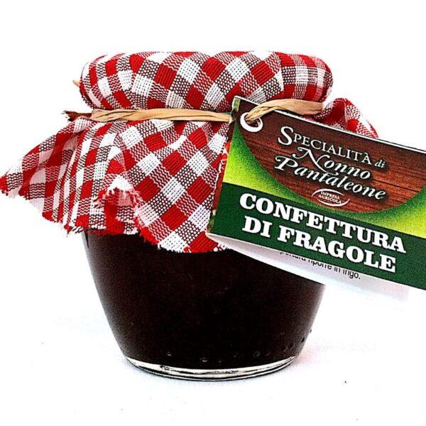 Confettura Di Fragole 240 G