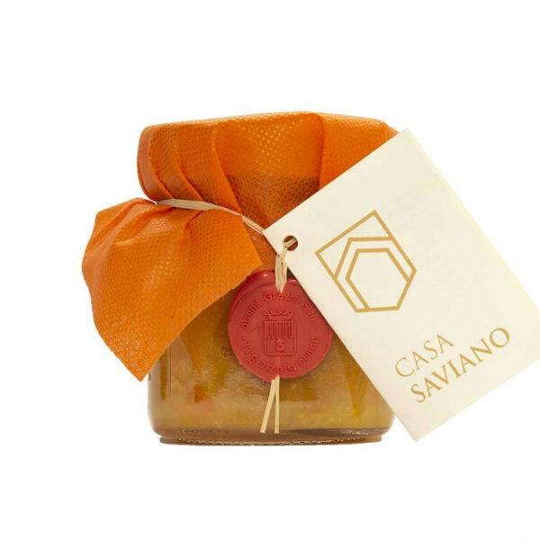 Marmellata Extra Di Mandarini 220gr