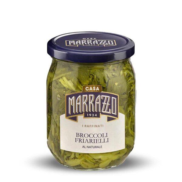 Broccoli Friarielli Al Naturale 580 Ml