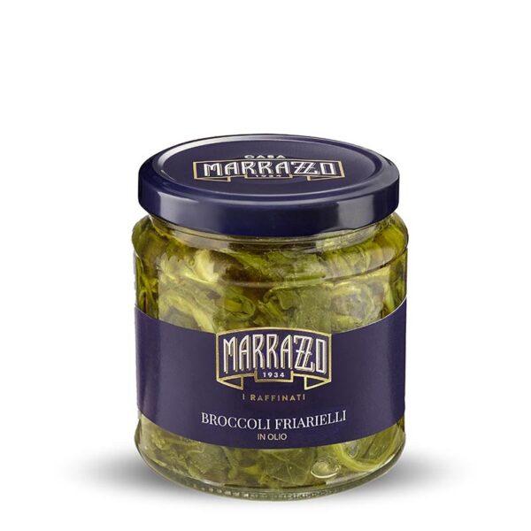 Broccoli Friarielli In Olio 314 Ml