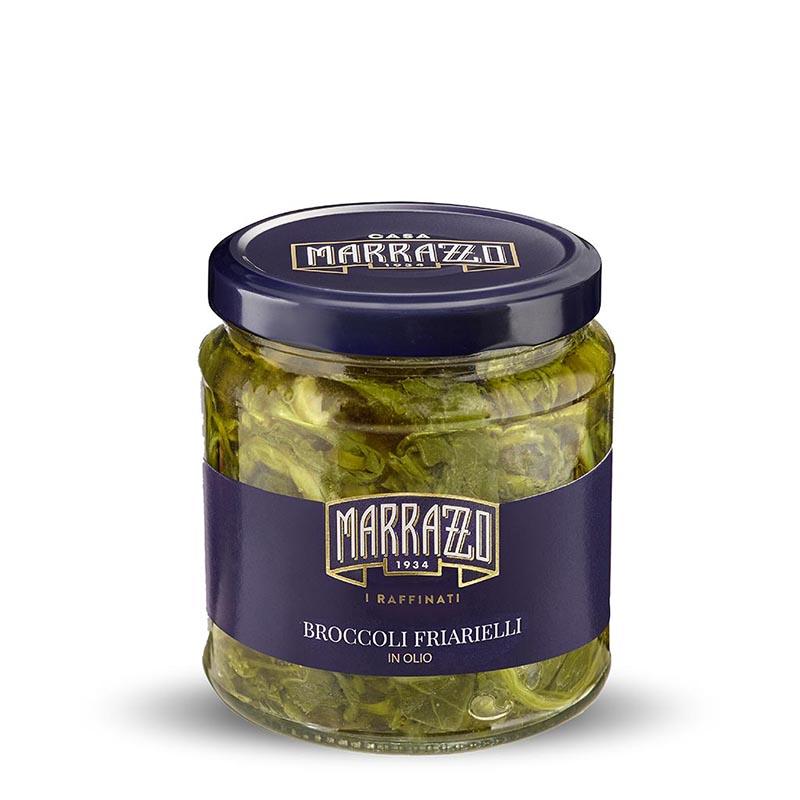 Broccoli friarielli in olio conserve alimentari