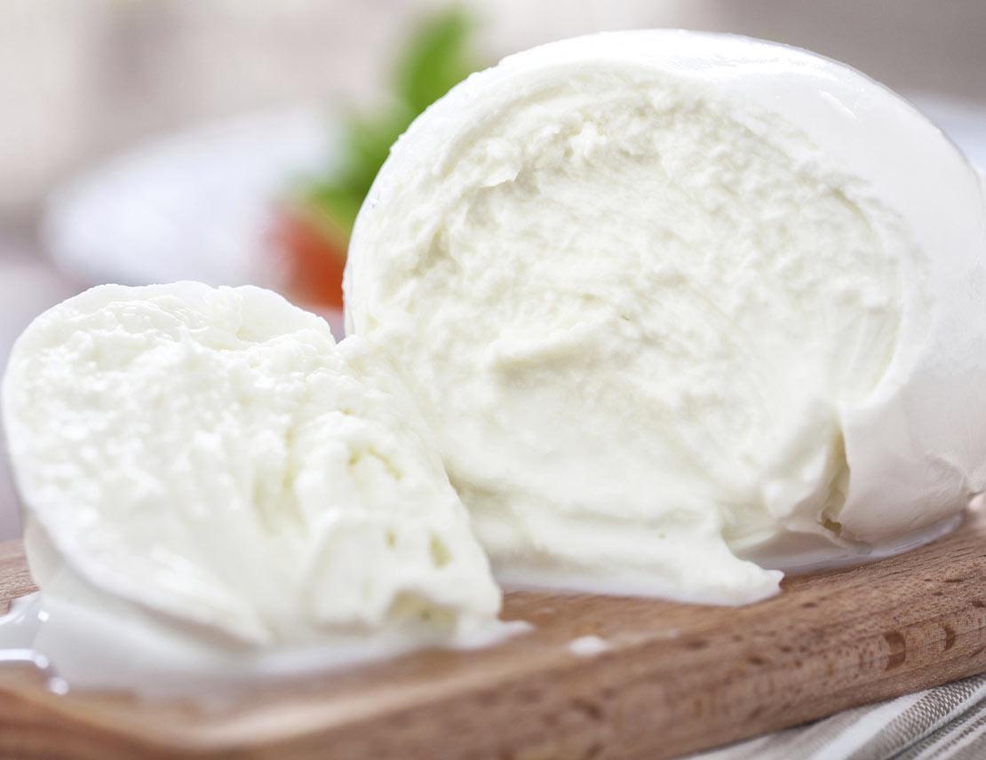 Mozzarella Di Bufala Campana Tradizionale