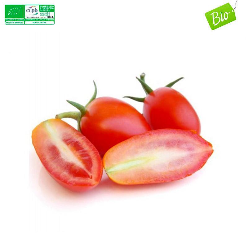 Pomodori lunghi per insalata