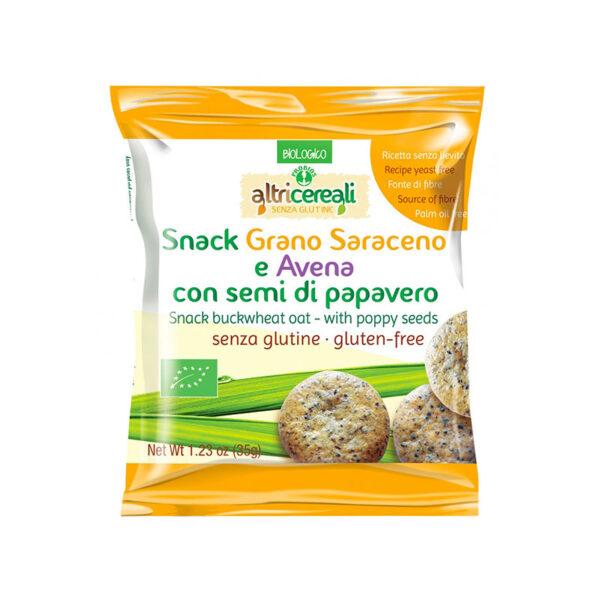 Snack Saraceno E Avena Con Semi