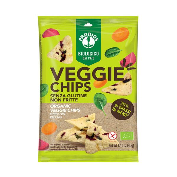 Probios Veggie Snack Chips