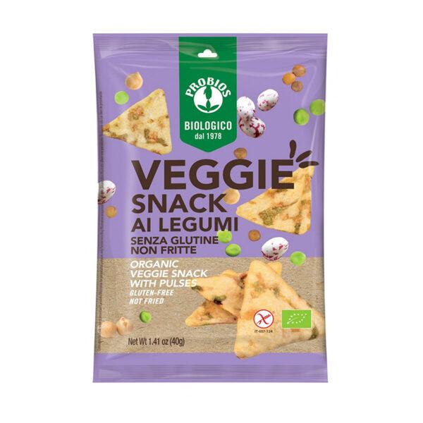 Probios Veggie Snack Ai Legumi