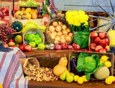 Frutta E Verdura Di Stagione A Settembre